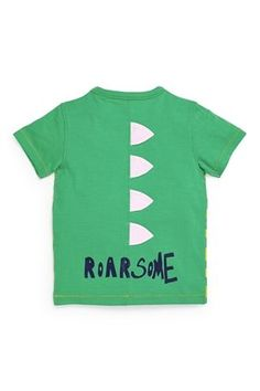 Buy Stripe Dinosaur T-Shirt (3mths-6yrs) from the Next UK online shop