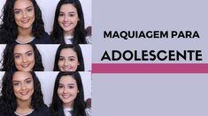 MAQUIAGEM PARA ADOLESCENTE - Por Jéssica Freitas #3