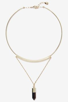 Eye of the Tiger Collar Necklace