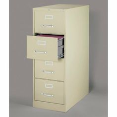 "26.5"" Deep Commercial 4 Drawer Legal Size High Side Vertical File Cabinet Color: Black by CommClad. $304.99. 16702 Color: Black Features: -Four drawer legal size vertical file cabinet.-Ball-bearing slide suspension.-High-side drawers.-Core removable lock.-Meets or exceeds ANSI/BIFMA industry standards. Includes: -Follower block included. Construction: -Steel construction. Color/Finish: -Black color.-Putty color.-Light Gray color. Dimensions: -Overall dimensions: 52'' H x ..."