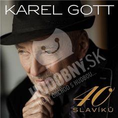 Karel Gott - 40 slavíku od 10,89 €