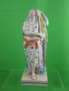 Antique Staffordshire Early Pearlware Classic Figure – Hope