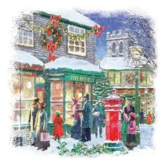 Victor Mclindon - Victorian Xmas shoppers to send.psd