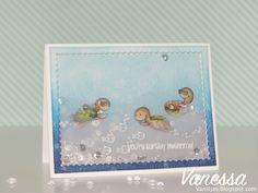 Ein Blog über das Basteln mit Papier und Stempel von Vanillja, Vanessa Amann