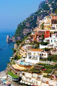 Positano, Italy ❤