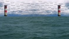 Shipping Forecast - it must be bedtime! Shipping Forecast, Twitter Backgrounds, Great British, Lighthouses, Plymouth, Bedtime, Background Images, Random Things, Sailing