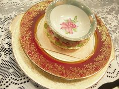Luncheon Time, Too Many Choices  TeamVintageUSA by Patti Turon on Etsy