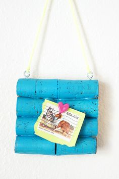 Maker Mama Craft Blog: DIY Mini Corkboard