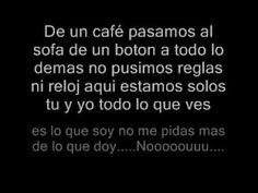 Yo no se mañana (con letra) Luis Enrique (+playlist)