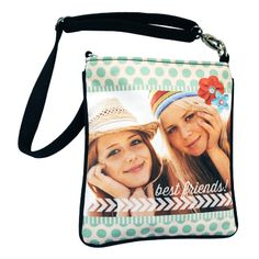 Hipster Bag  Turn heads and express your unique sense of style with a personalized Hipster Bag! With a fully customizable front panel, this crossbody, fashion-forward bag is the perfect way to make the most of a special photo memory!
