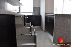 Muebles para Cocinas Integrales. Bogotá, Colombia. DECOAMBIENTES. Tels : 3000981 - 317 8931408 http://www.decoambientes.co/