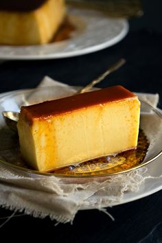 Κρέμα Φλαν Greek Desserts, Greek Recipes, Desert Recipes, Cookbook Recipes, Sweets Recipes, Cooking Recipes, Flan Cake, Chocolate Sweets, Happy Foods