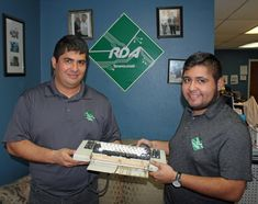 """Taking a Byte from the Apple https://www.valleybusinessreport.com/industry/technology/rda-technologies A father/son team has carved out a niche in the recycling industry by working with products no one else in the Rio Grande Valley touches: electronics. RDA Technologies in Brownsville recycles anything with electronic components inside, ranging from old computers to ice makers to televisions and more. """"I started in my living room in 2012…"""