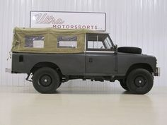 """1969 Land Rover Other  1969 Land Rover 109"""" outfitter ranch ambulance hunting troop hauler"""