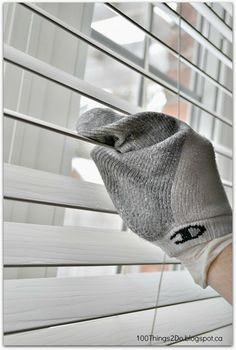 Why have not thought of this...I hate cleaning my blinds...this might make it easier and faster!