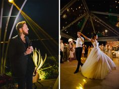 James Arthur singing at the first dance of Marina Luczenko and Wojciech Szczesny at Athens Greece planned by DePlanV