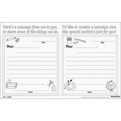 Ready-To-Decorate™ Parent Night Note Swap - Recreate? Back To School Night, Too Cool For School, School Stuff, Beginning Of The School Year, First Day Of School, New Classroom, Classroom Ideas, Parent Night, Really Good Stuff