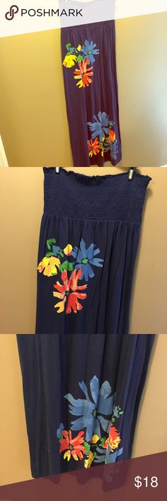 Strapless Dress Size medium, excellent condition, offers welcome! Old Navy Dresses Strapless