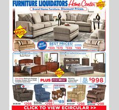 Furniture Liquidators ECircular