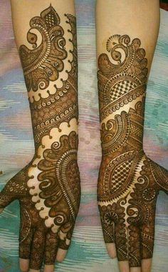 Get Karwa Chauth Mehndi Designs. Get Step by Step Henna (Mehandi Designs) for Karva Chauth that are Specially Designed to Impress Husband.