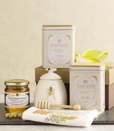 Tea for My Honey - HARNEY & SONS Mother's Day Tea Gift