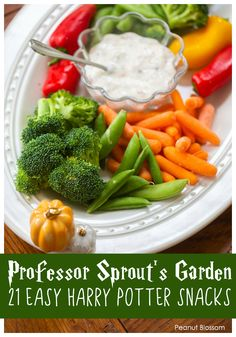 Professor Sprout's Garden: 21 easy Harry Potter snacks for the ultimate Harry Potter party. Harry Potter Snacks, Harry Potter Movies, Movie Night Snacks, Movie Nights, Harry Potter Hardcover, Every Flavor Beans, Peanut Blossoms, 12th Birthday, Birthday Ideas