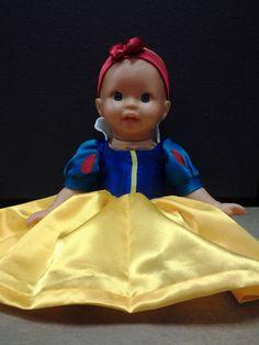 Disney Princess Dress Bitty Baby Doll