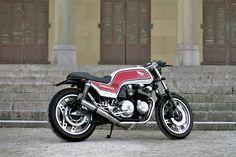 Cafe Racer SSpirit: Кафе рейсер Honda CB900 Bol D'Or