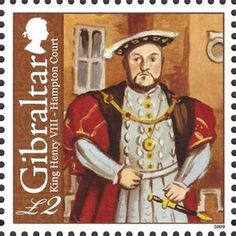 King Henry VIII - Hampton Court
