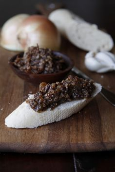 slow cooker bacon jam.  I may not eat it but it'd be a nice gift for the piggy lover in your life