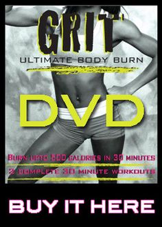 DVD On Sale NOW! | GRIT by Brit