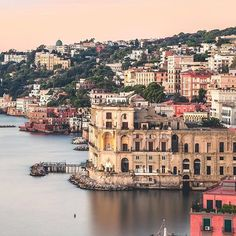 Napoli, Italy #napoli #italy Picture by: @orma_di_jo