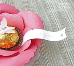 19. April 2015 Stampinbell: Bigz Bouquet Blume mit Rocher; Stampin' Up! BigZ Bouquet,  Hello Life