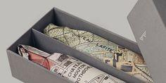 Waddesdon Wine: Rothschild Collection — The Dieline #Packaging