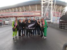 At Millennium Stadium, Cardiff Millennium Stadium, All Blacks, Cardiff, Rugby, Wales, Tours, London, Big Ben London, Welsh Country