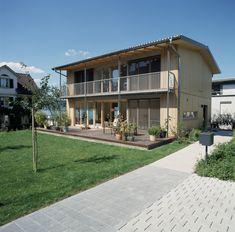 Homeplaza: KAMPA - Plusenergiehäuser aus Holz leisten einen wichtigen Beitrag zur Energiewende (Foto: epr/KAMPA)