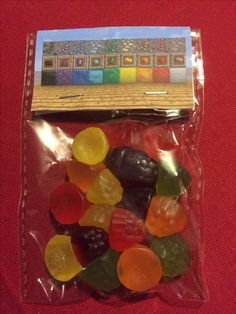 Gem stones - minecraft party favour