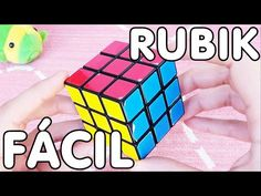 14 Ideas De Otros Juegos Con Numeros Resolver Cubo De Rubik Armar Cubo De Rubik