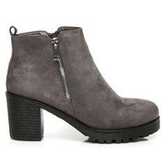 Wygodne jesienne buty FIORELLA