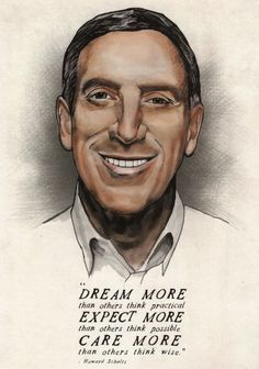 Former STARBUCKS CEO has spent months researching presidential bid for Howard Schultz, Celebrity Portraits, Presidential Election, Starbucks, Messages, Becca, Words, United States, America