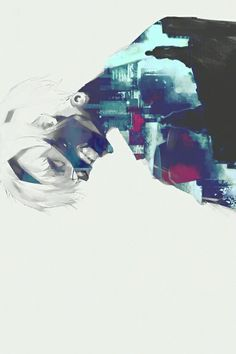 Tokyo Ghoul root A episode 4 ending card