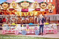 circus party ideas for adults | circus train is almost as whimsical as a circus