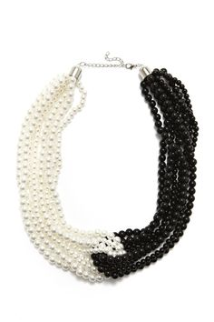 Love this look... Facet Bead Necklace from Equip (AUD $16.99).