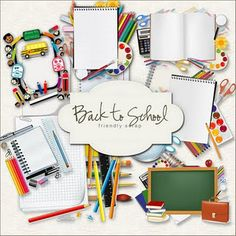 Free Back To School Kit--Personal Use Only