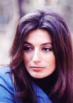 Anouk Aimée actrice  française