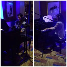 Connie Lim performing live at the Renaissance Los Angeles Airport Hotel #music #singer #LA