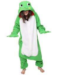 Frog Onesie for Adults