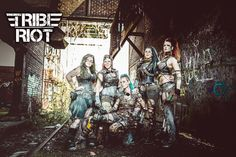 TRIBE RIOT www.facebook.com/TribeRiot  Photgraphy: Dennis Süßmuth.  #Wasteland #post apocalypse