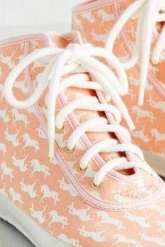 07937d76adff 30 Gorgeous Pairs Of Sneakers You ll Want To Wear Every Day. White Keds Unicorn ...