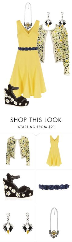 """Untitled #1112"" by pholtond on Polyvore featuring Blumarine, Fenn Wright Manson, Dolce&Gabbana and Hoss Intropia"